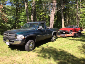 Truck & Triumph